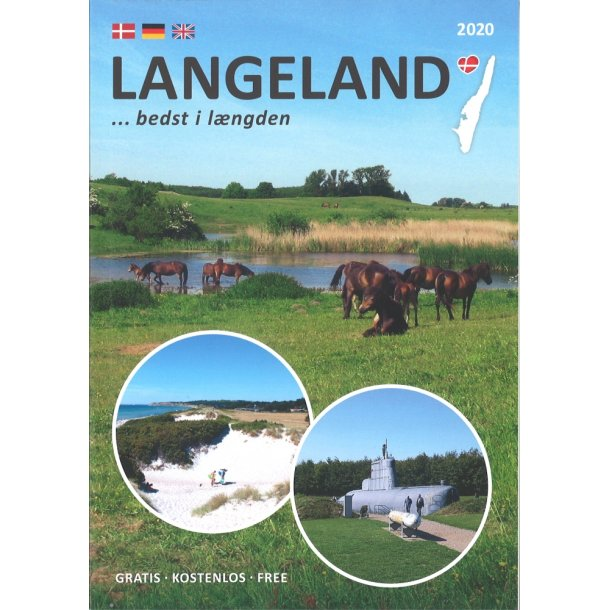 Langeland Guide 2020 (DK)