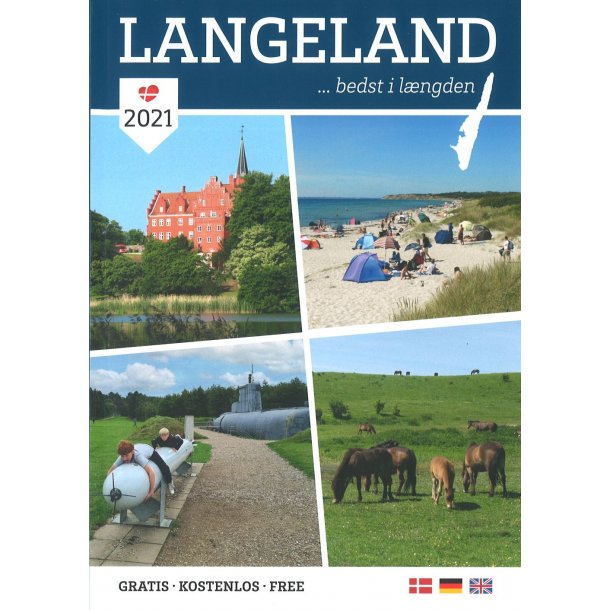 Langeland Guide 2021 (DK)